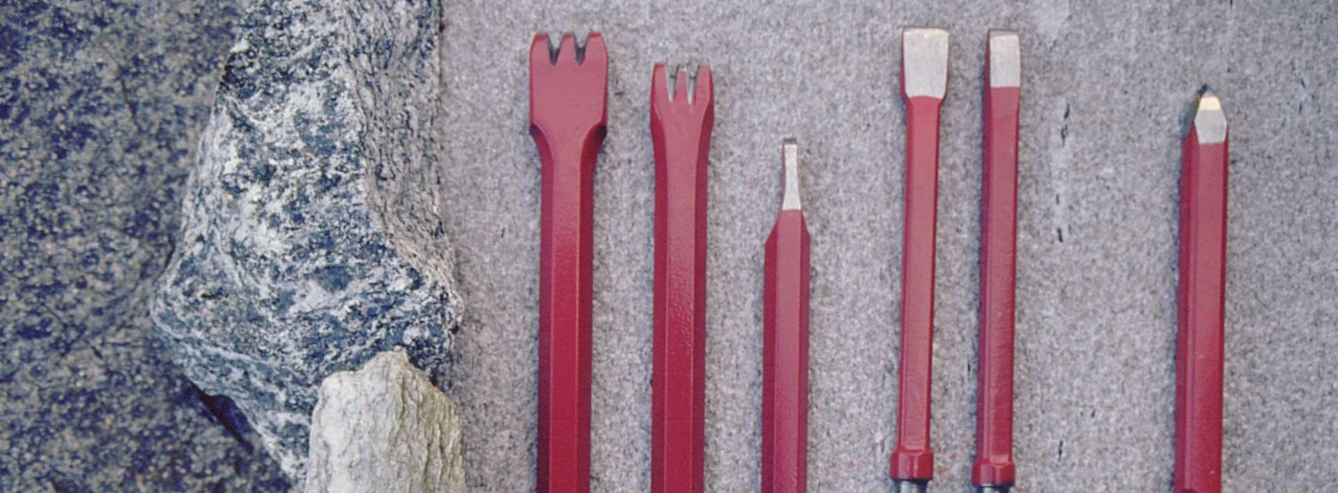 scalpelli per martello
